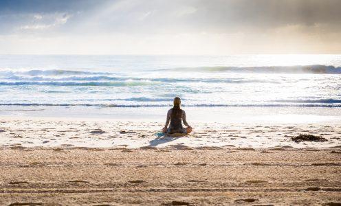 Yoga in Byron Bay, Namaste!