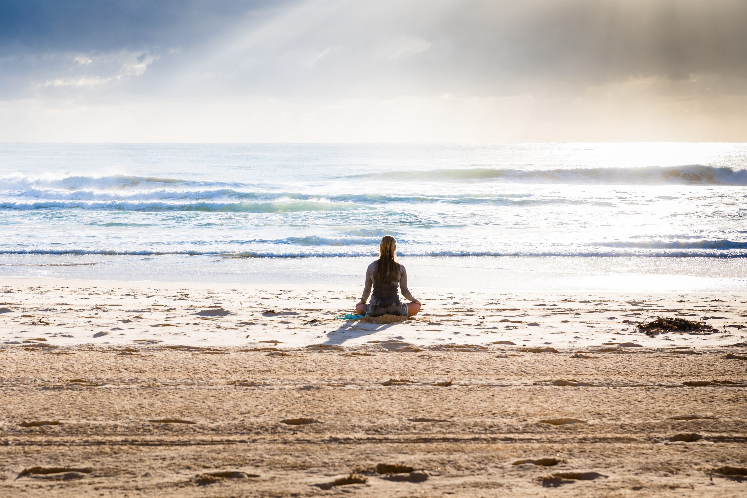 Yoga in Byron Bay, Namaste!